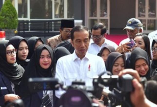 Presiden Jokowi(Foto Setkab)