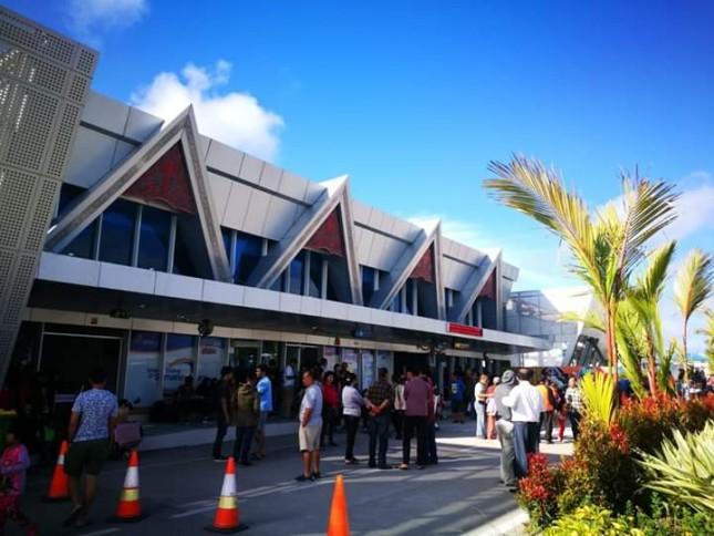 Ilustrasi Penumpang Bandara Silangit (Ist)