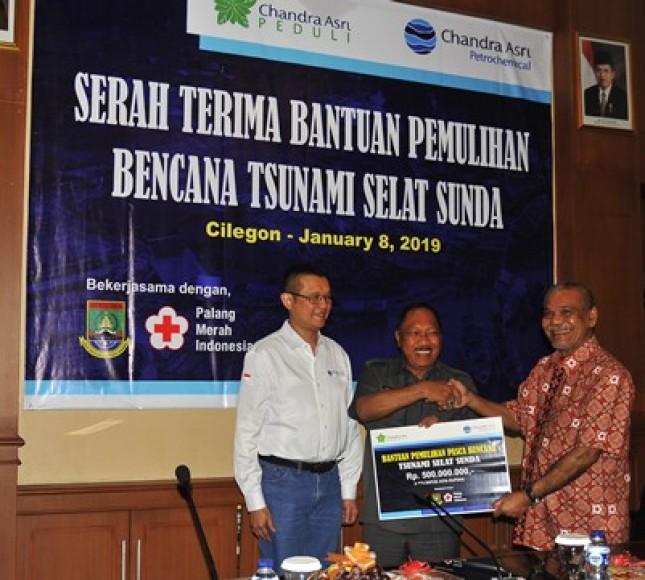 Chandra Asri Petrochemical Tbk (CAP) Peduli Banten (Foto Dok Industry.co.id)