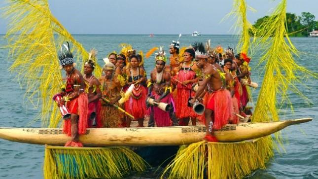 Pariwisata Papua (Foto Dok Breakingnews)