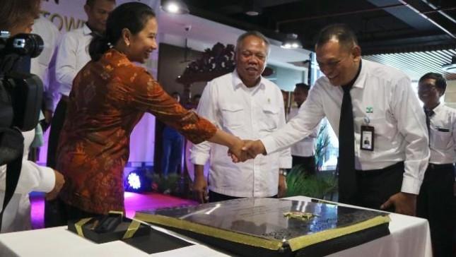 Menteri BUMN Rini Soemarno (Foto Humas BUN))