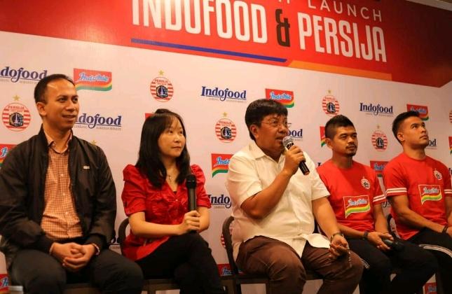 Juara Liga I Indonesia 2018, Persija mengumumkan kerja sama dengan salah satu perusahaan makanan dan minuman ternama di Indonesia, yaitu PT Indofood Sukses Makmur Tbk (Indofood) melalui brand Indomie