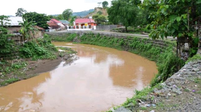 Kementerian PUPR Normalisasi Sungai Untuk Atasi Banjir di Kota Bima