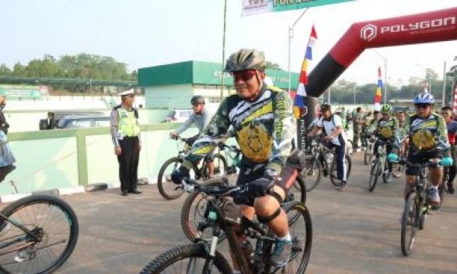 Event Sepeda Santai Situ Bike Festival