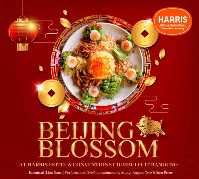 Beijing Blossom di HARRIS Hotel & Conventions Ciumbuleuit Bandung