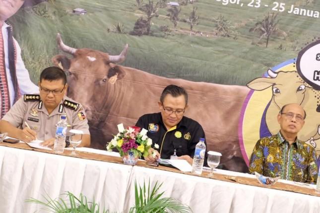 Diskusi sapi produktif di Bogor