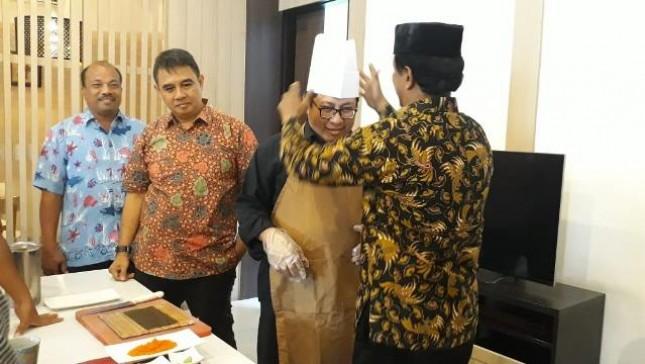 MCC bersama PWI dan PHRI Bahas Recovery Pariwisata Banten (Foto Dok Industry,co.id)