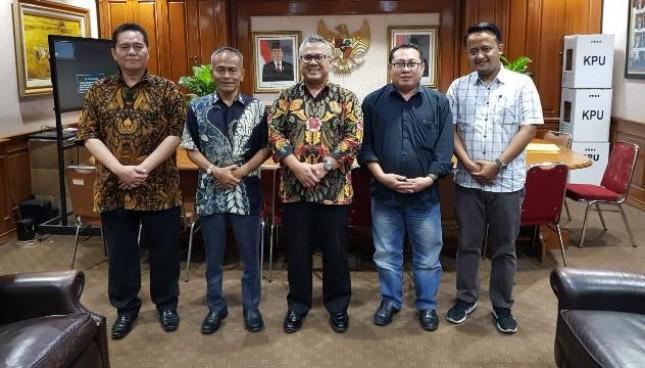 Atal S Depari Ketua PWI (Foto Dok Industry.co.id)
