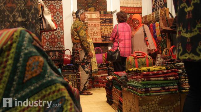 IKM tekstil Ilustrasi (Hariyanto/ INDUSTRY.co.id)