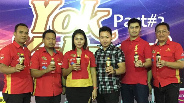 Fiesta Black Tea Meriahkan Yok Kuliner Part 2