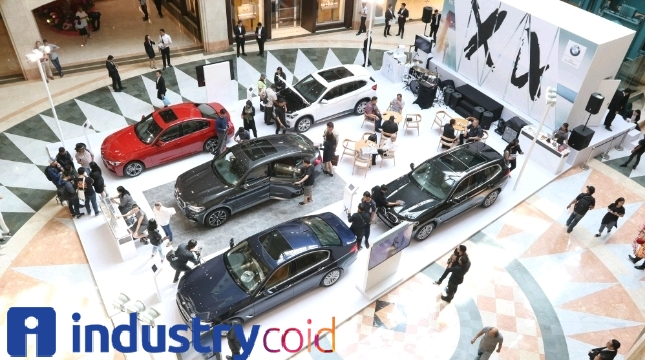 BMW Indonesia Gelar BMW Exhibition