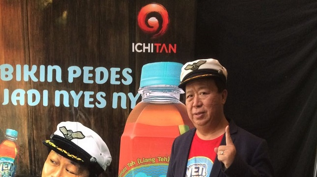 Chairman dan CEO Ichitan Group, Mr Tan Passakornnatee
