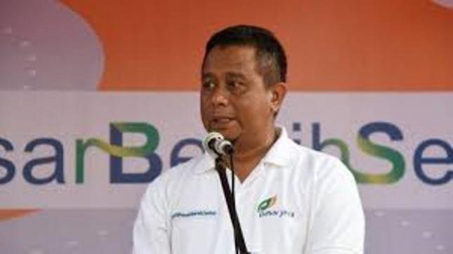 Rikrik Rizkiyana Ketua Dewan Pengawas Perumda Pasar Jaya (Foto Dok Tribunnews)