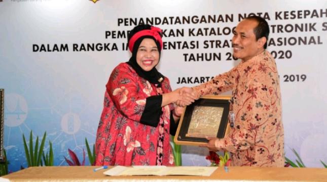 Kementerian PUPR Tingkatkan Penggunaan e-Katalog Dalam Pengadaan Barang dan Jasa