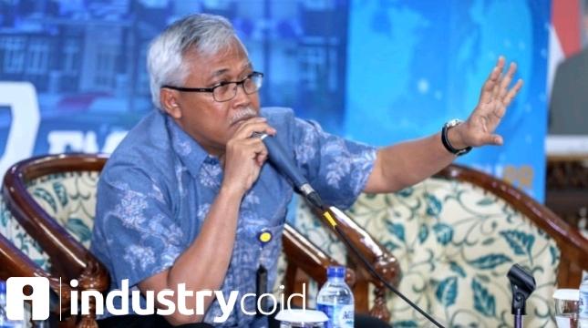 Kepala BPIW Hadi Sucahyono