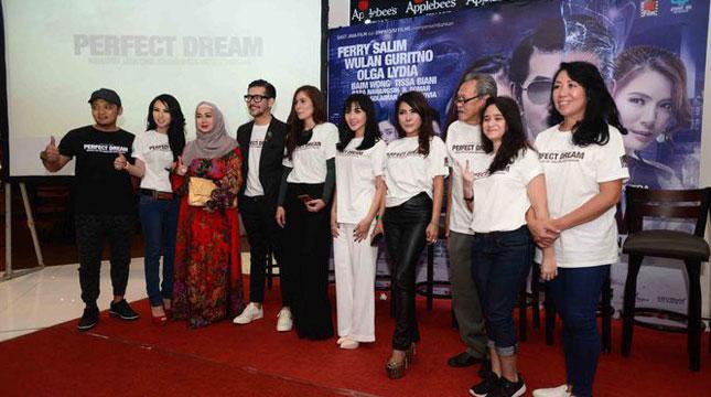 Meet and Greet Film Perfect Dream (Foto:merdeka)