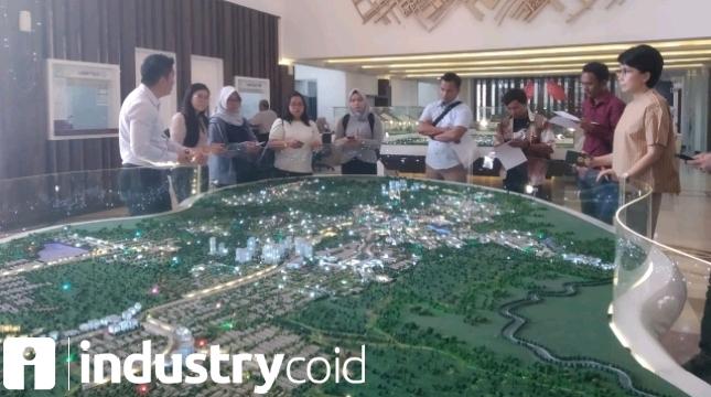 Ciputra Group Gandeng Mitsui Fudosan Bangun Apartemen Rp 219 Juta di CitraRaya