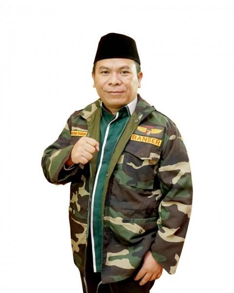Lukman Hakim Caleg DPRI dari PKB