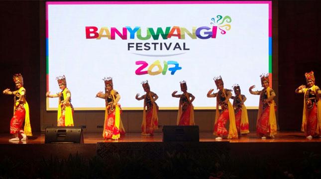 Banyuwangi Festival 2017 (Ist)