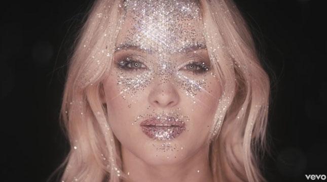 """Cuplikan Video Klip """"So Good"""" oleh Zara Larsson (You Tube)"""