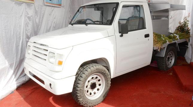 Mobil Pedesaan Untuk Para Petani