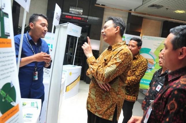 Sekjen Kementan Syukur Iwantoro di Agropreneur