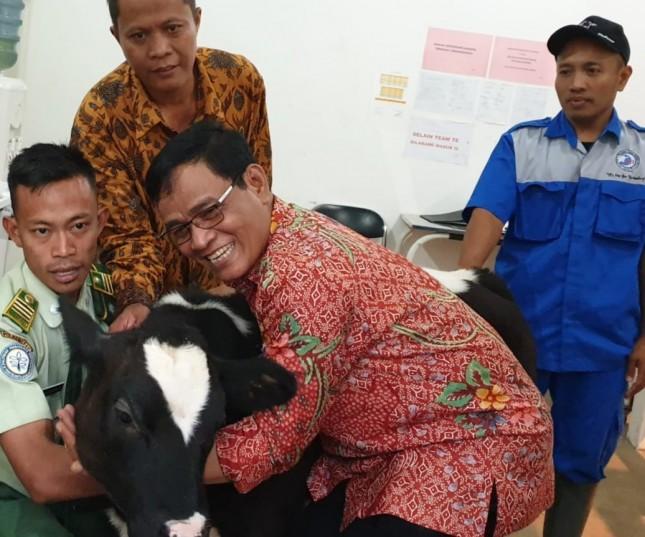 Mahasiswa Polbangtan didorong jadi penyuluh pertanian