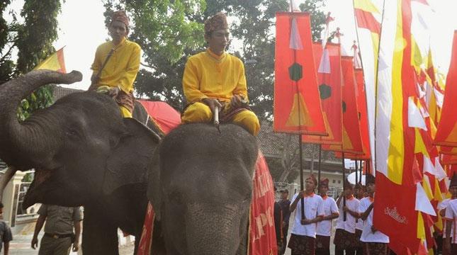 Festival Way Kambas (lampungpro)