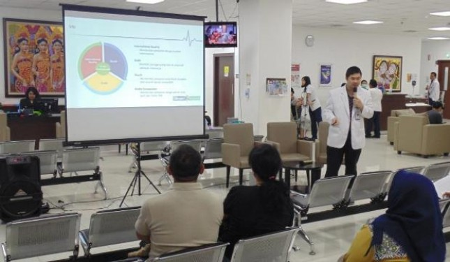 Siloam Hospitals Bogor Jelaskan Perbedaan Stunting-Gizi Buruk (Foto Dok Industry.co.id)