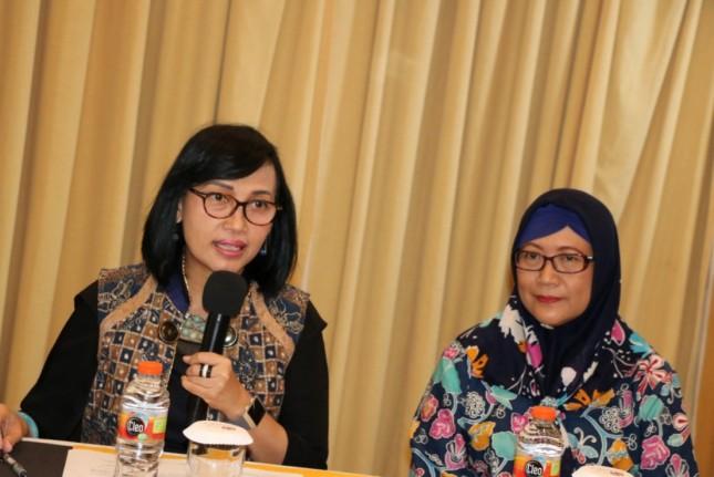 Direktur Pengolahan dan Pemasaran Hasil Peternakan, Fini Murfiani