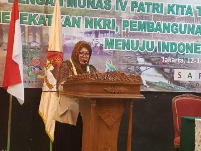 Siti Hardijanti Rukmana (Foto Dok Industry.co.id)