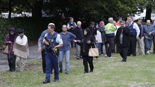 Indonesia Kecam Aksi Penembakan di di Selandia Baru (Foto Dok Voanews)