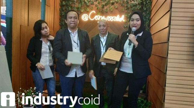 CONWOOD Indonesia Pamerkan 4 Produk Dekoratif Terbaru