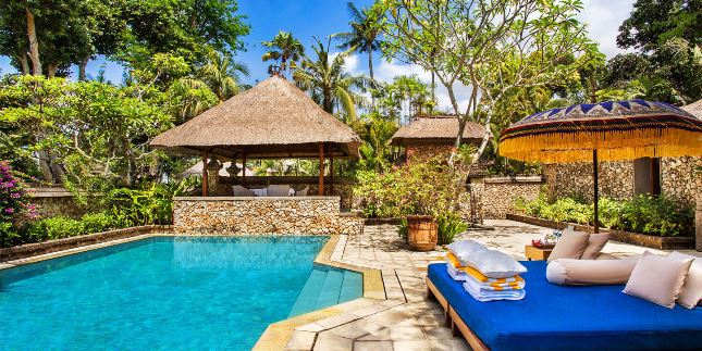 Hotel di Bali (Foto Dok Industry.co.id)