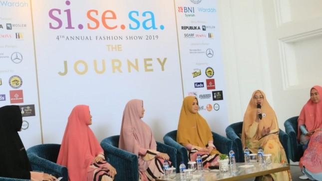 Konferensi Pers, 4th Si.Se.Sa Annual Fashion Show 2019.