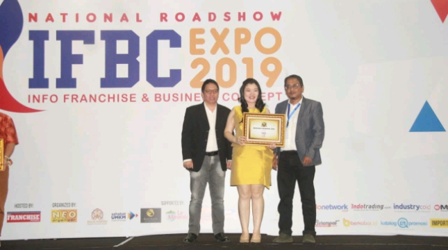 Roemah Rempah Spa Raih Penghargaan Prestisius The Most Promising Brand 2019