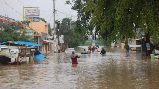 Ilustrasi Banjir (Foto Dok Industry.co.id)
