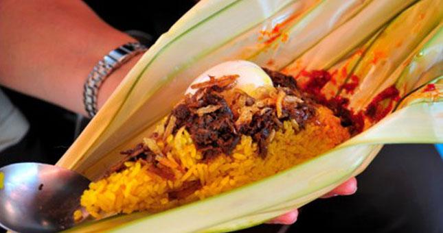 Ilustrasi Makanan Khas Manado (Wibowo Rusli/Getty Images)
