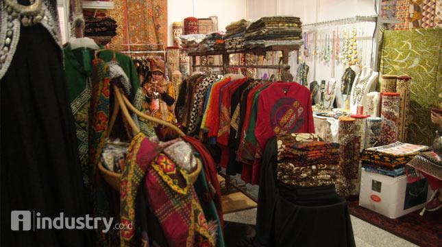 Produk Tekstil (Hariyanto/ INDUSTRY.co.id)