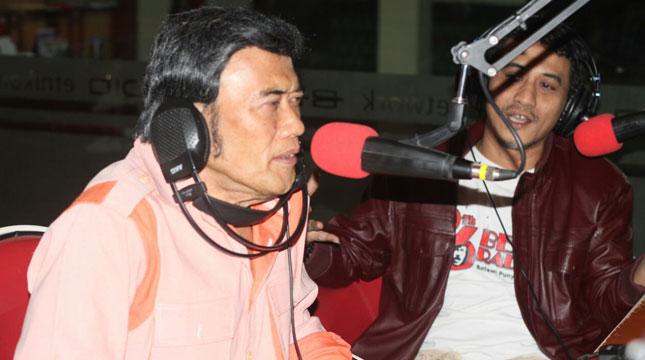 Penyanyi Dangdut Senior, H. Rhoma Irama