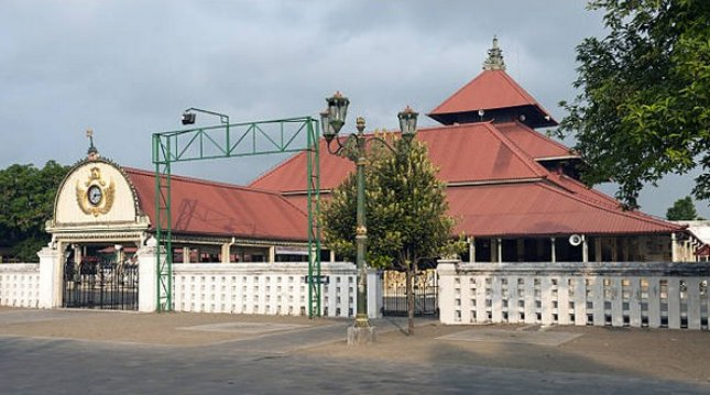 Yogyakarta. (John Eik III/Getty Images)