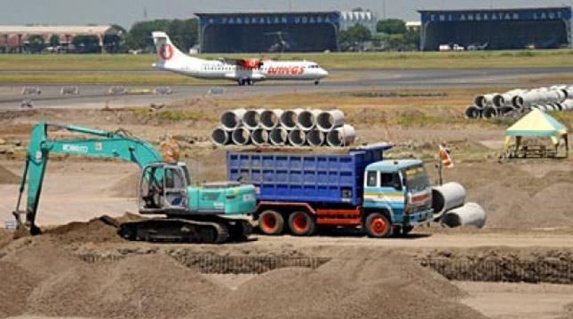 Ppengembangan Airport City di Bandara Internasional Juanda (tempo)