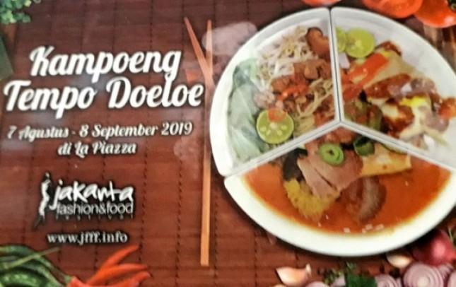 Kuliner Khas Bandung Dan Cirebon Bakal Tutup Jfff
