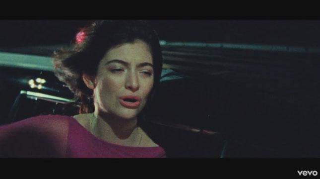 Cuplikan Video Klip Lorde (Ist)