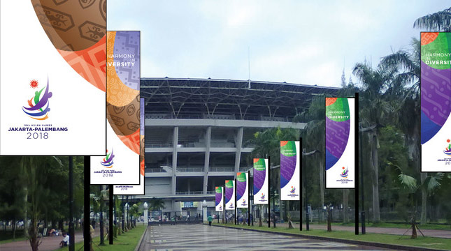Persiapan Asian Games 2018