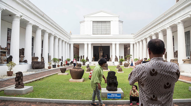 Museum Nasional (NurPhoto/Contributor/Getty Images)