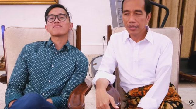 YouTube Channel Kaesang Pangarep, Putra Bungsu Presiden RI Joko Widodo (Ist)