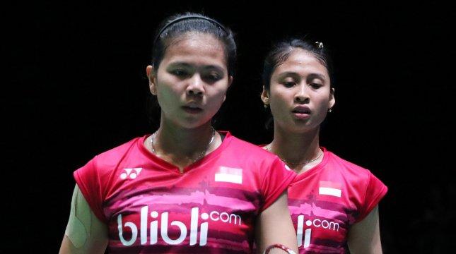 Greysia Polii/Rizki Amelia Pradipta. (Foto: BadmintonIndonesia.org)