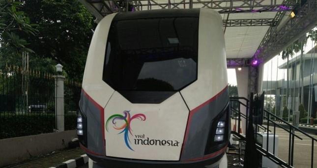 Ilustrasi Metro Capsule Bandung