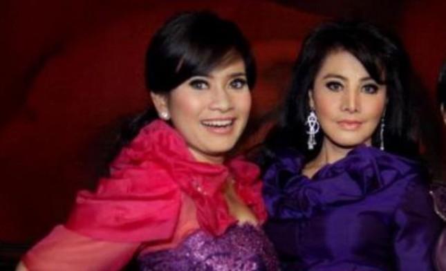 Ikke Nurjanah dan Cici Faramida (Foto: Ist)
